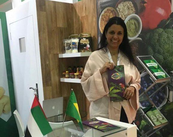 Marlucia Martire lança café e pimenta halal