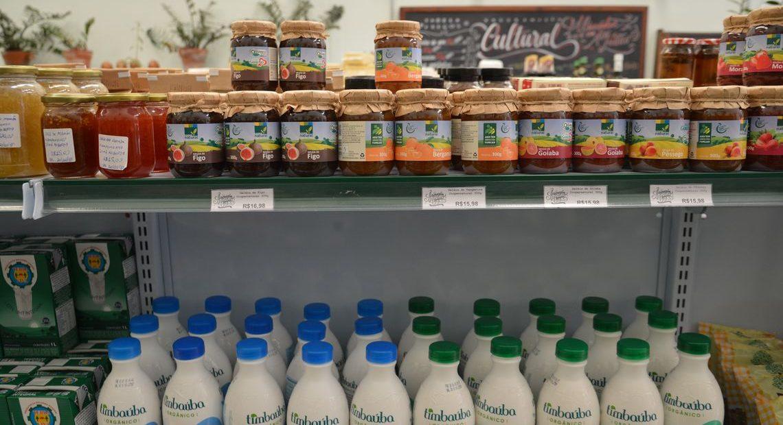 A indústria de alimentos do Brasil cresceu 2,08% em faturamento no ano de 2018.
