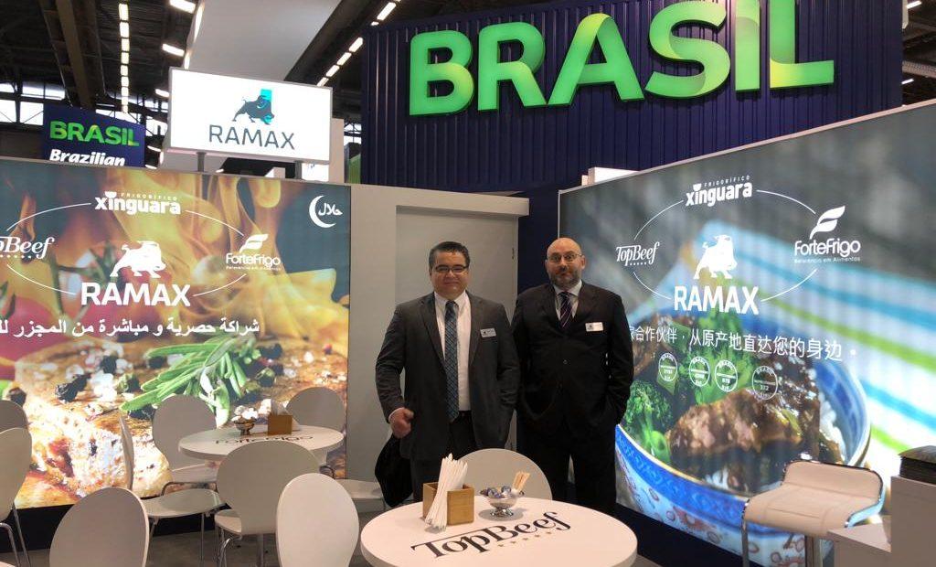 Brazilian halal meat trading company going to Gulfood - ANBA News Agency