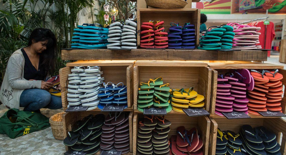 Exportação de calçados está em alta em 2019