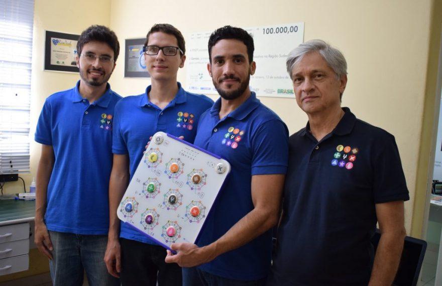 Equipe da startup