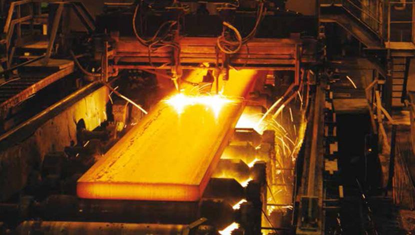 Produção de aço