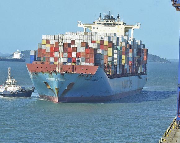 Exportação à região ficou acima da média