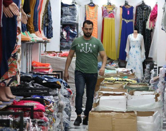 Roupas estão entre os principais produtos exportados pela Jordânia