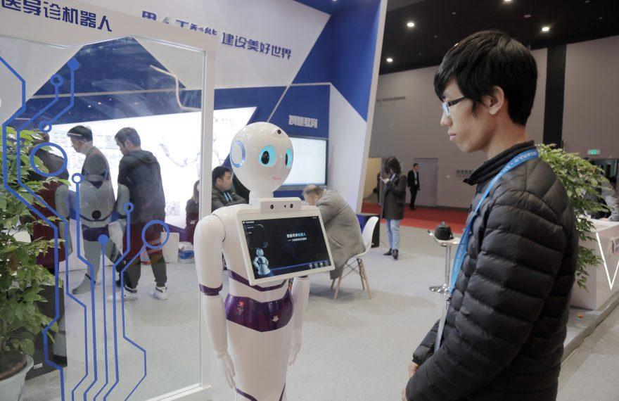 Inteligência artificial, tema do AI Everything