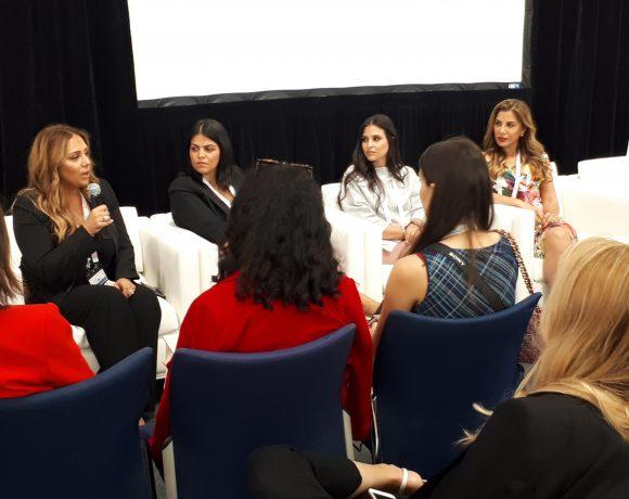 Empreendedoras e influenciadoras digitais se reuniram nesta segunda-feira