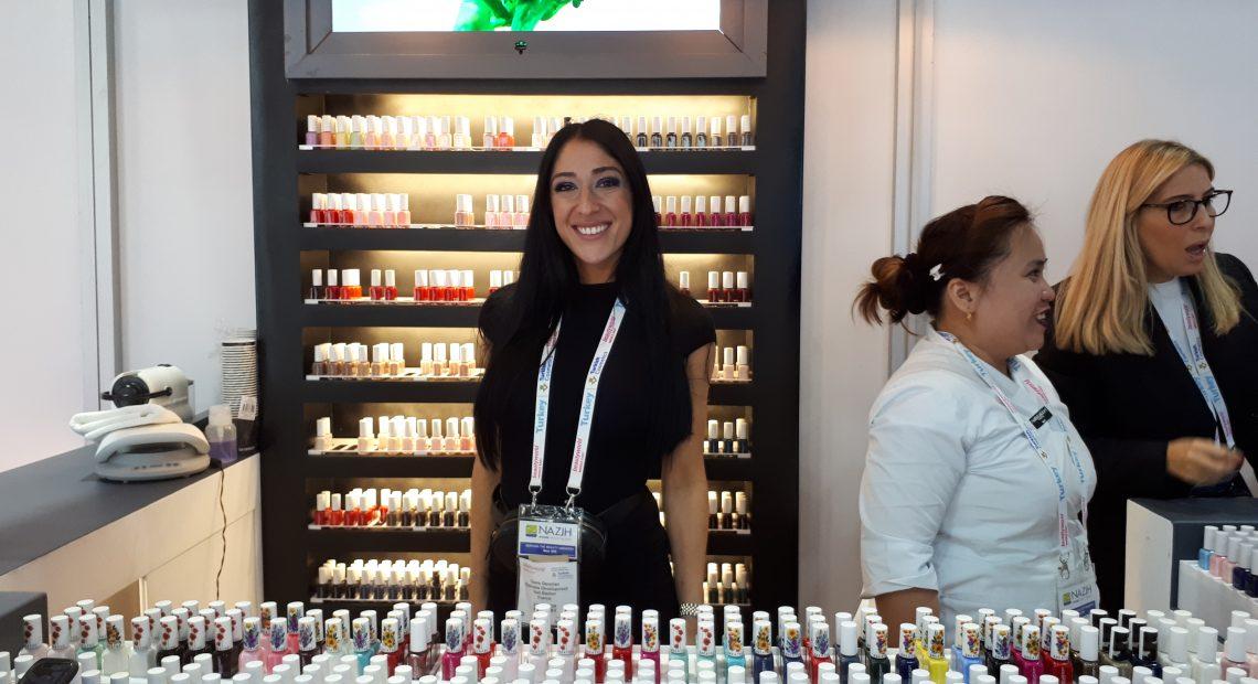 Diane Danelian, da Nailstation Paris: esmaltes halal