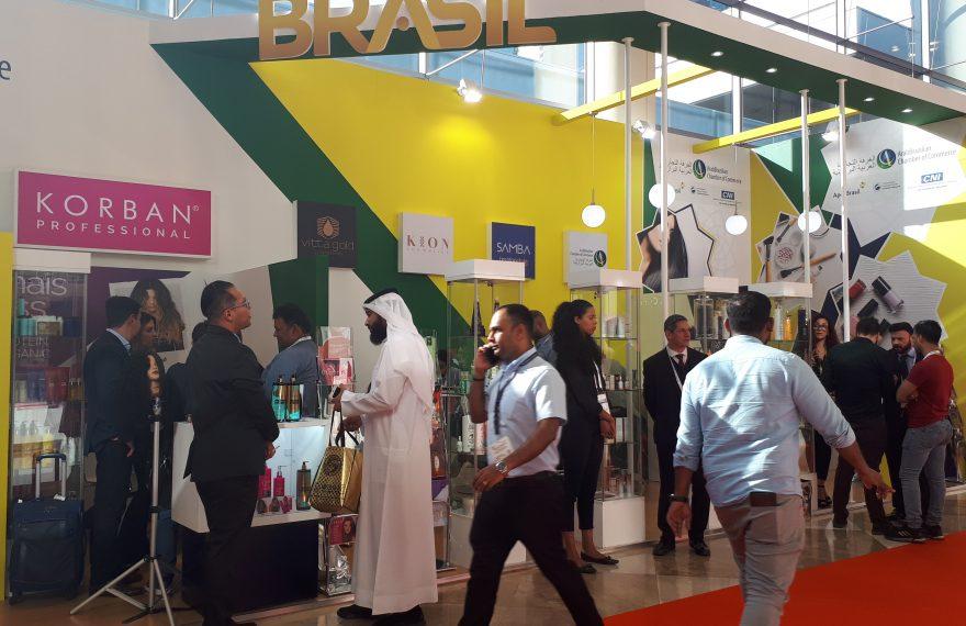 Empresa árabe quer exportar perfumes ao Brasil