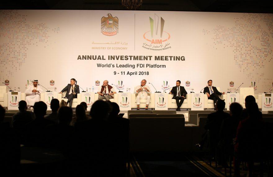 Imagem do Annual Investment Meeting do ano passado