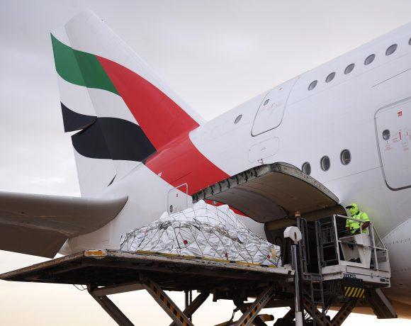 Caiu o volume de carga aérea transportada no mundo, diz a Iata