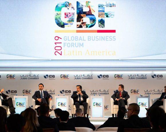 GBF foi promovido pela Câmara de Dubai