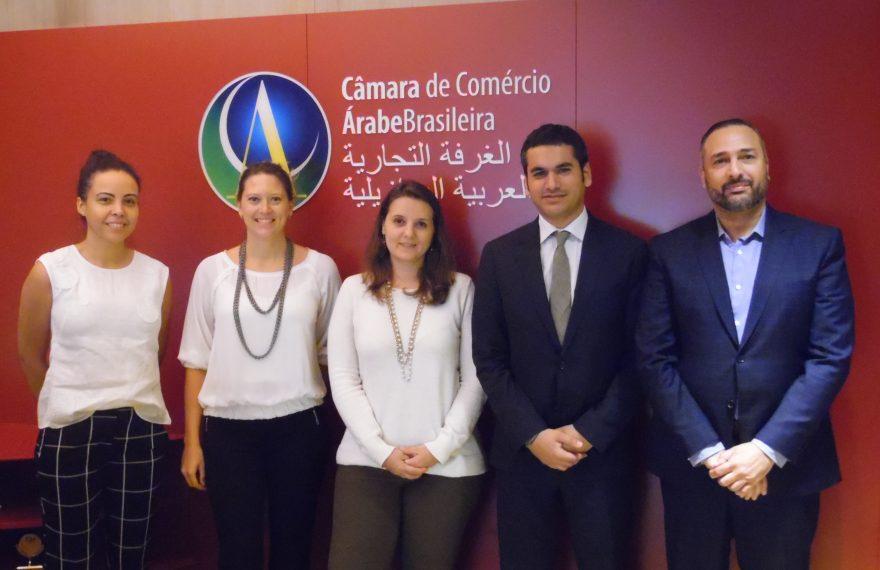Integrantes da CCAB, da ICC e da CACB