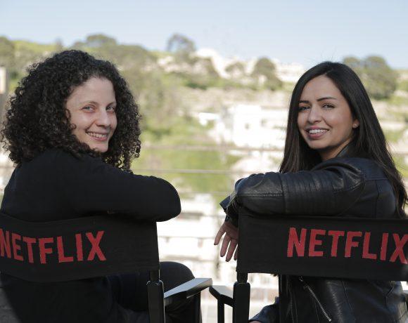 Shirin e Tima dirigem série da Netflix