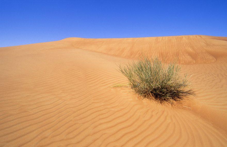 Deserto Rub al Khali, em Sharjah