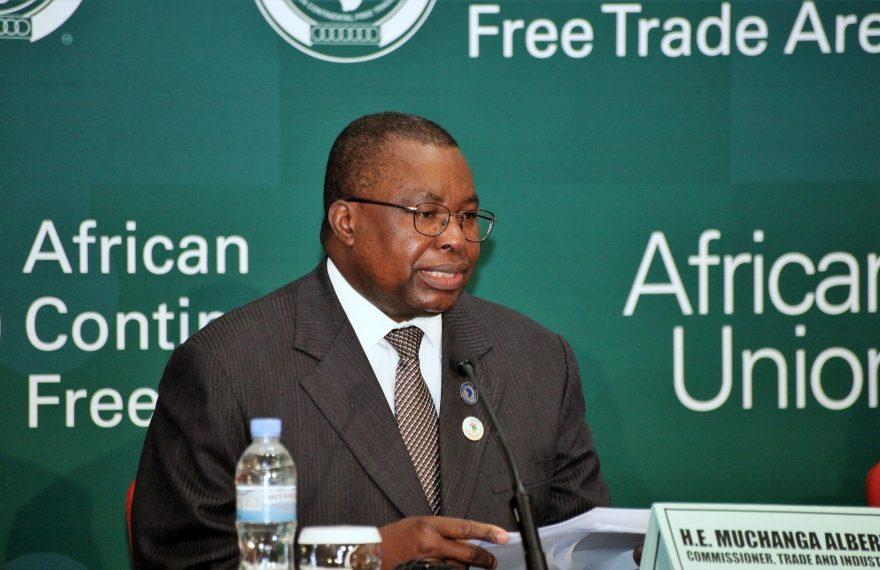 Albert Muchanga, comissário de Indústria e Comércio da União Africana: mercado comum da África começa em 07 de julho