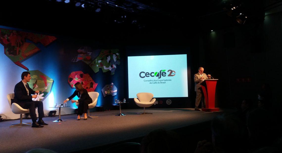 O Coffee Summit, nesta quarta-feira (29), em São Paulo