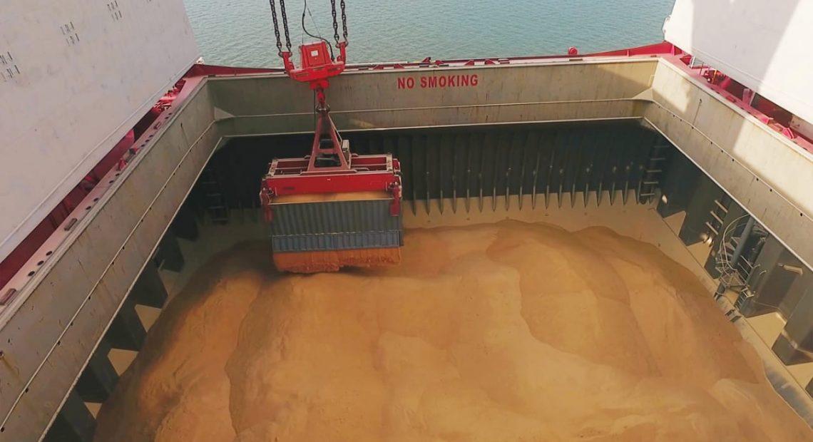 Complexo soja é o principal setor exportador do agronegócio