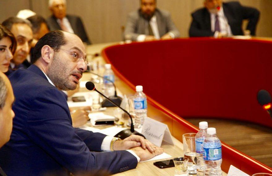 Ministro de Estado para o Comércio Exterior do Líbano, Hassan Mourad, aposta na força da diáspora para ampliar o negócios com o Brasil