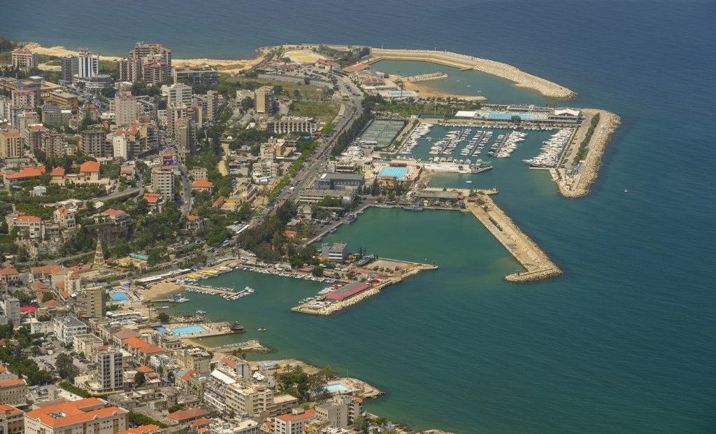 Cidade de Kaslik, no Líbano