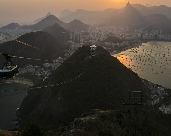 Aumentou o número de turistas da Tunísia e Líbano que visitaram o Rio de Janeiro