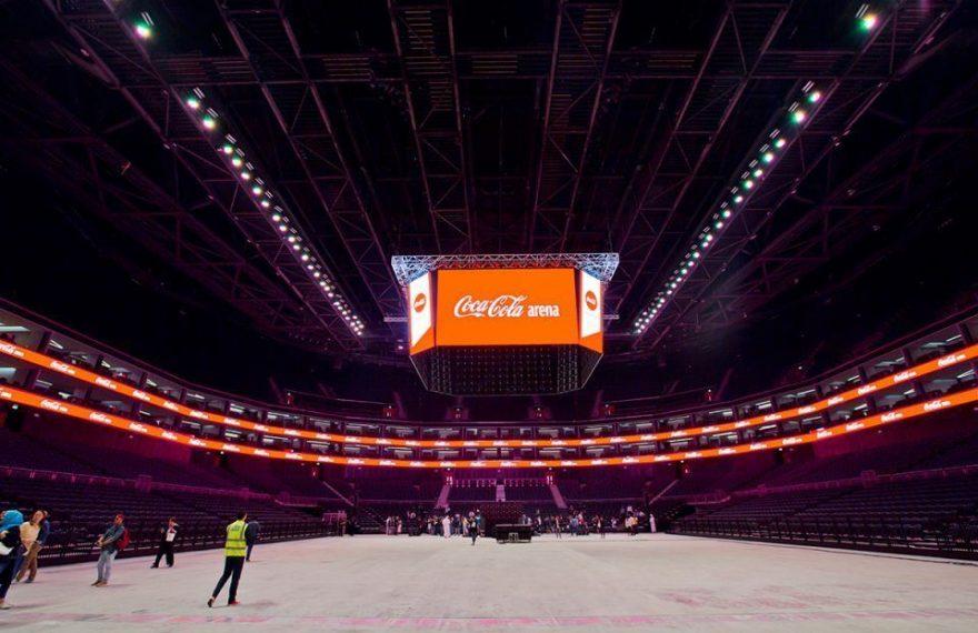 Arena Coca-Cola