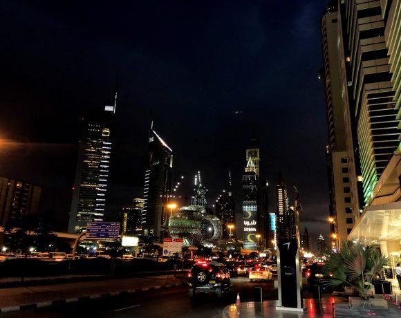 Sheikh Zayed Road, em Dubai