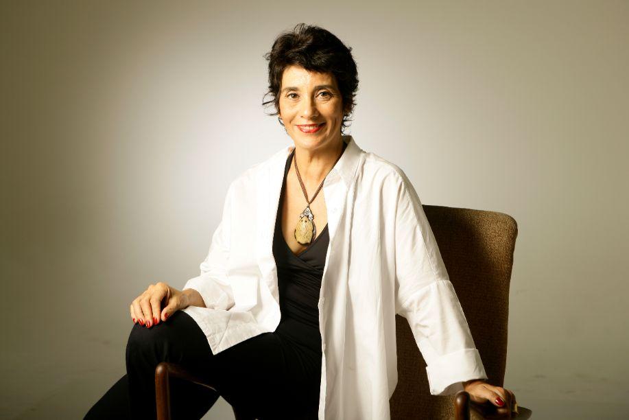 A escritora Betty Milan