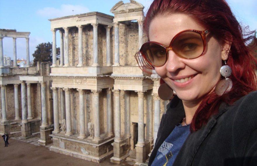 Silva estuda imperador romano de origem síria