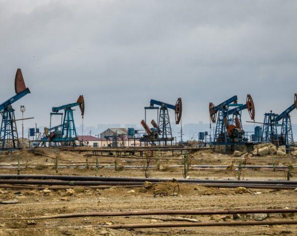 Produção de petróleo no Azerbaijão