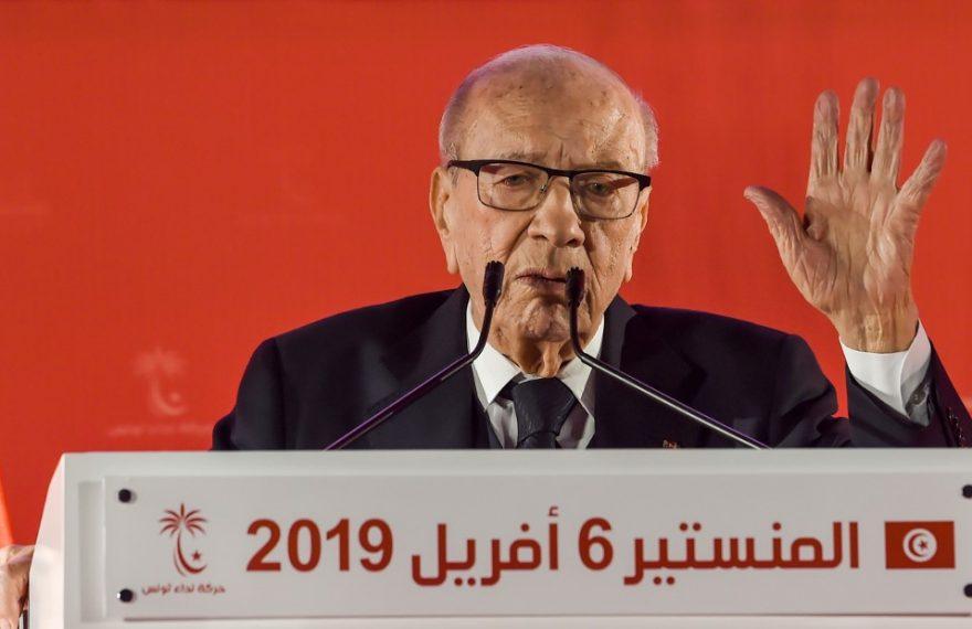 Béji Caïd Essebsi, presidente da Tunísia morto nesta quinta-feira (25)
