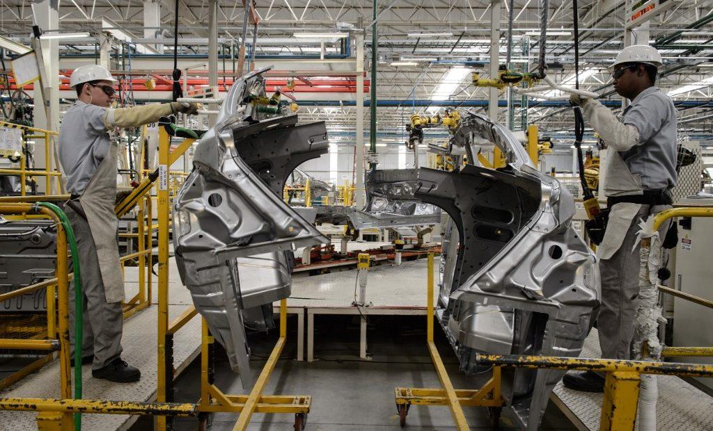 Emprego da indústria de veículos recuou em junho
