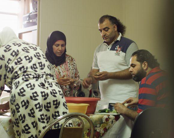Babel SP: refugiados na Ocupação Leila Khaled