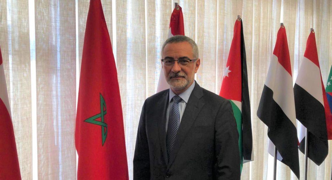 O futuro embaixador do Brasil no Marrocos, Julio Bitelli