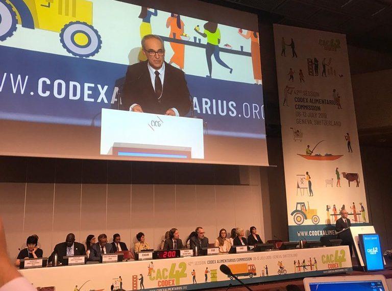 A 42ª sessão da Comissão do Codex Alimentarius