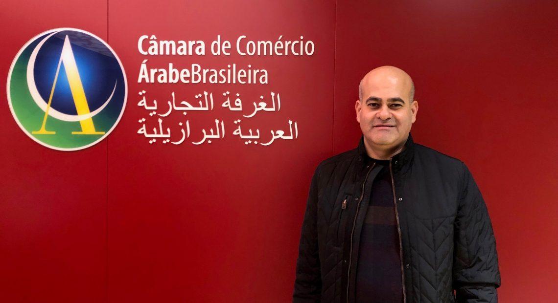 Kamal Suleiman, da marca de roupas Jorindo