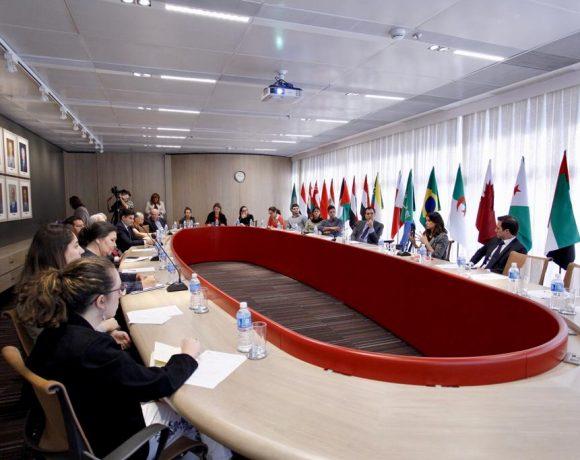 Workshop sobre registro de marcas ocorrido em 2018