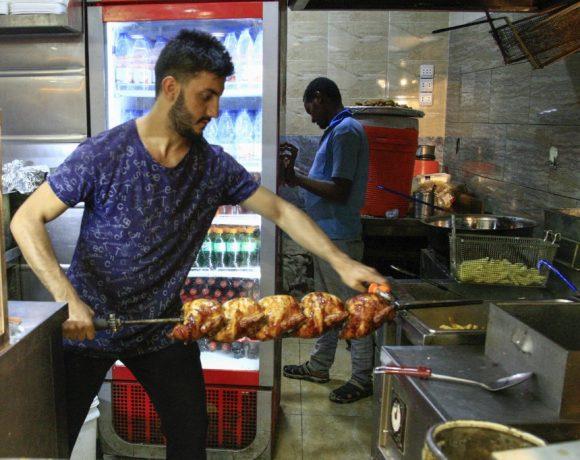 Mundo árabe é um dos maiores nercados do frango brasileiro