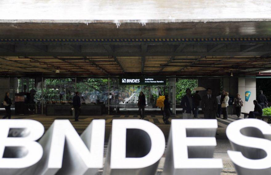 Sede do BNDES, no Rio de Janeiro. Uma das estatais federais