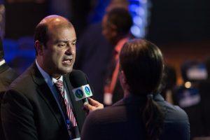 Khaled Hanafy, secretário-geral da União de Câmaras Árabes