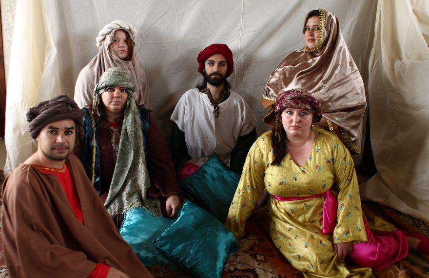 Guilda Al Arab Vai participar da Feira Medieval