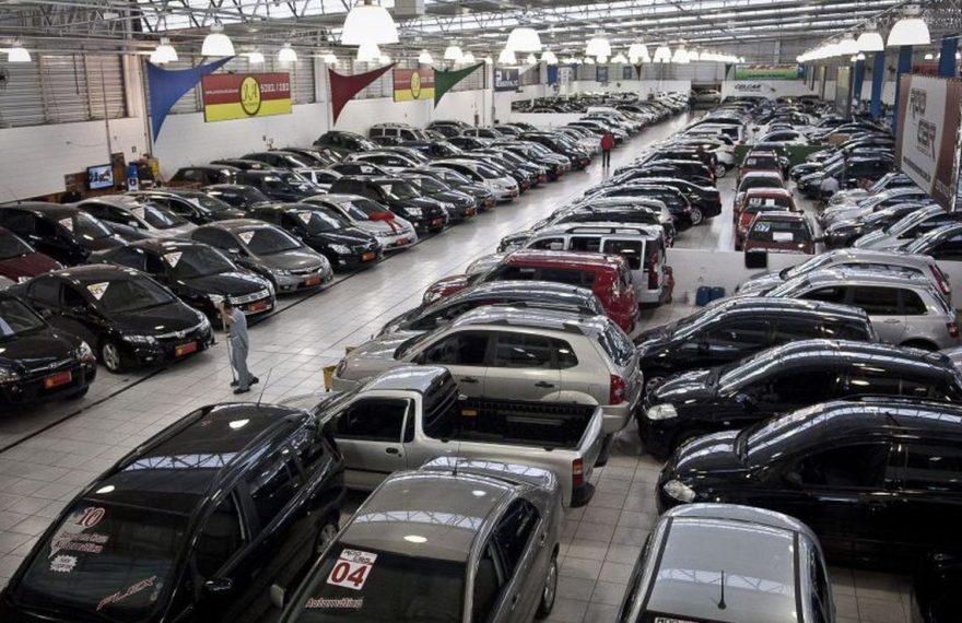 Produção de veículos no Brasil