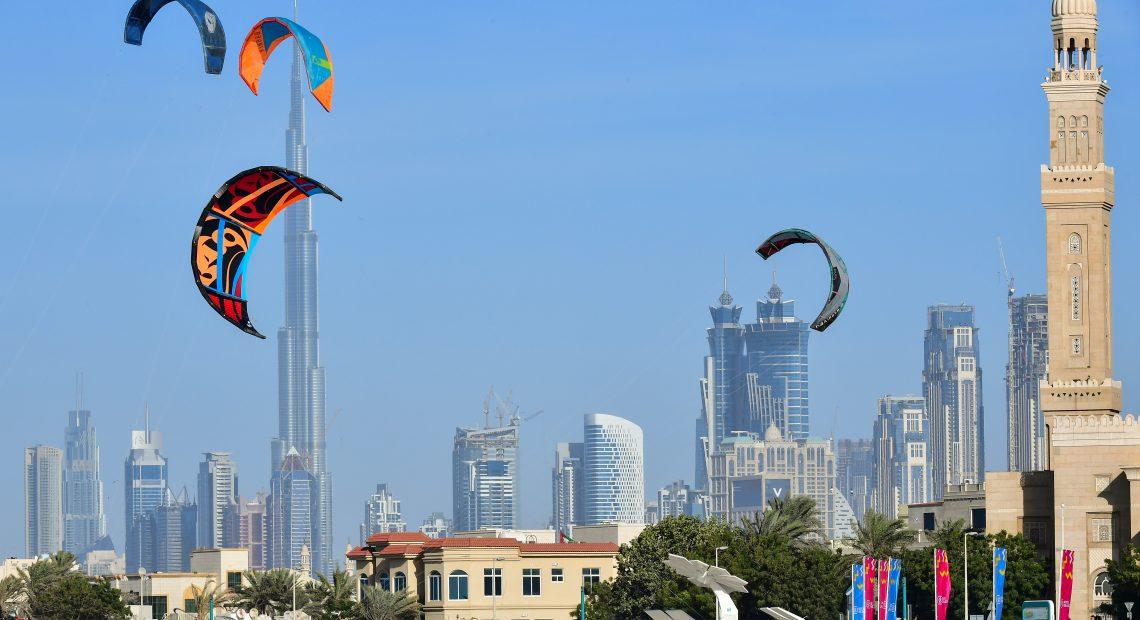 Dubai, nos Emirados Árabes Unidos