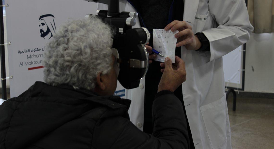 Exames oftalmológicos foram os mais procurados