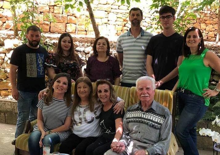 Libaneses e descendentes