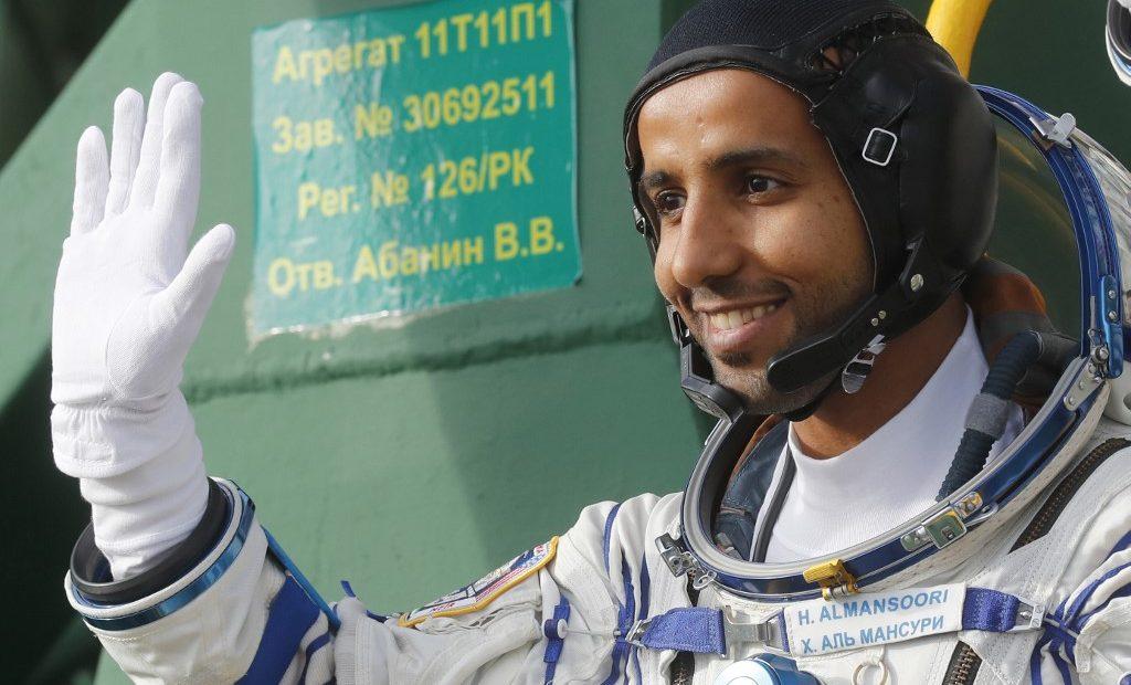 Hazza Al Mansoori, primeiro astronauta dos Emirados