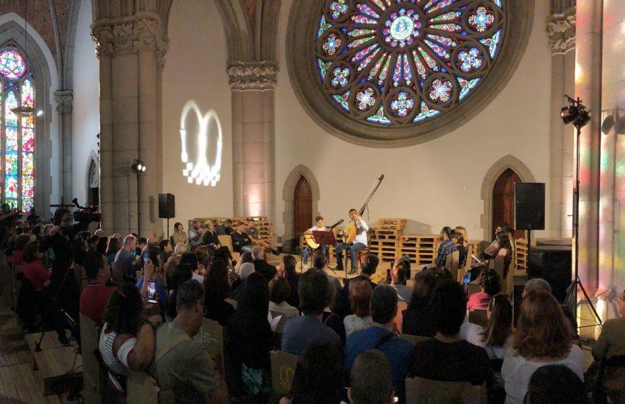 Música na Catedral da Sé