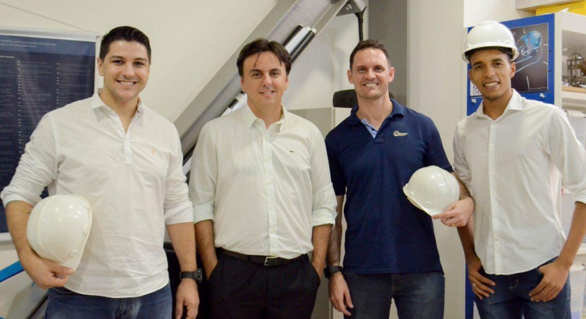 Trabalho de brasileiros foi escolhido para congresso em Abu Dhabi
