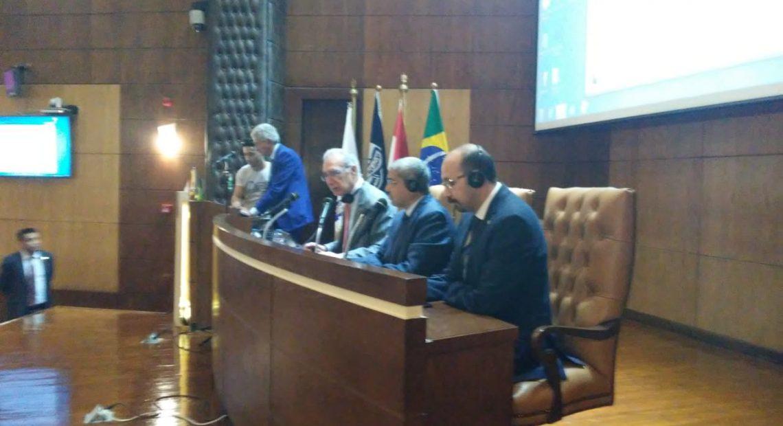 Câmara Árabe promoveu seminário