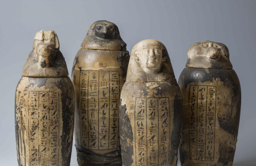 Artefatos do Egito Antigo vão estar no CCBB