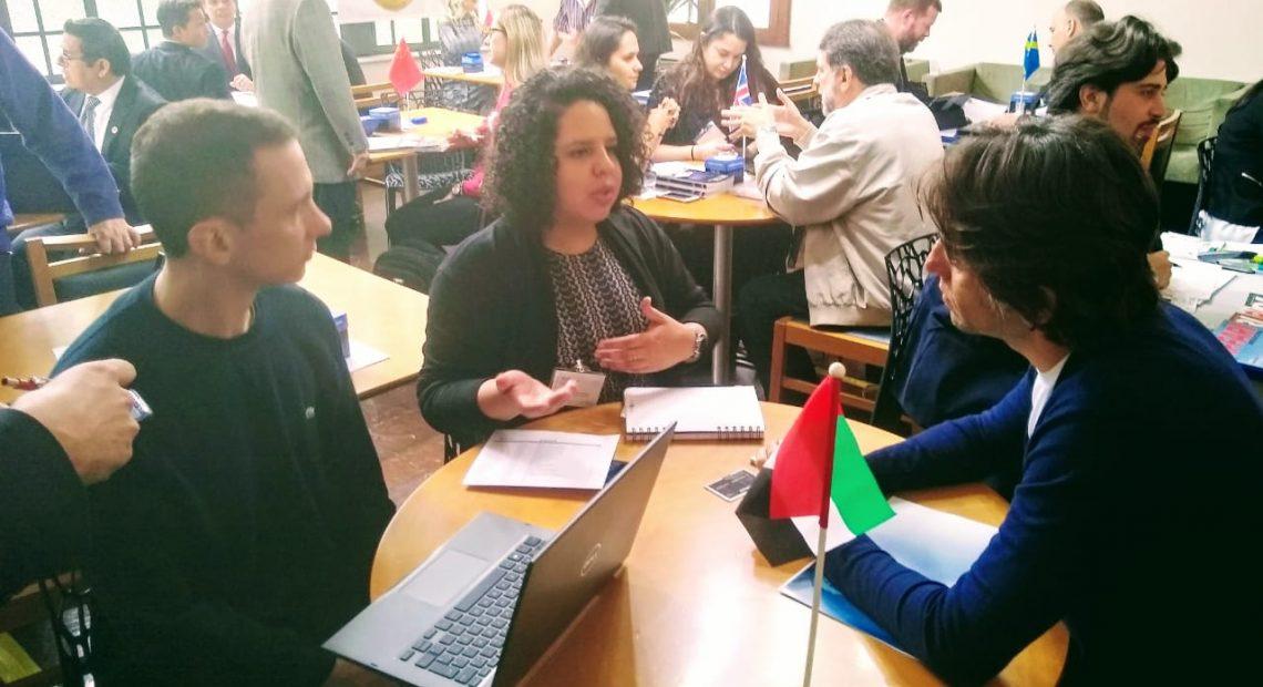 Câmara Árabe atendeu empresas